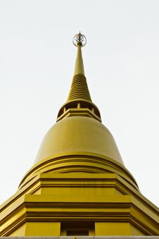 The Great Pagoda Of Win Stock Images