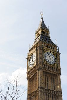 Free View Of Big Ben Stock Photos - 14131023