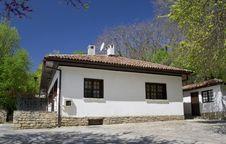 Bulgarian House Royalty Free Stock Photos