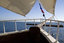 Free Boat On Sea Stock Photos - 14131343