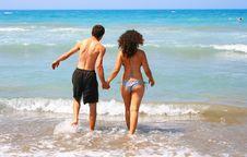 Free Couple Stock Image - 14131451