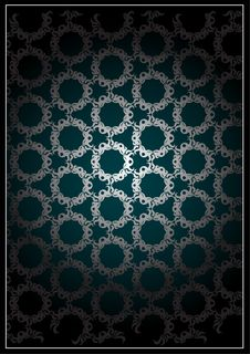 Free Old Book Pattern Stock Photography - 14131582
