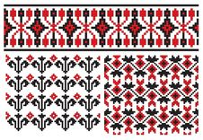 Free Texture Embroidery Ukrainian Stock Photo - 14131650
