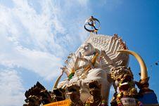 Free Guan Yin Goddess Stock Images - 14131964