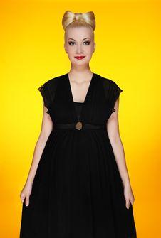 Free Beautiful Young Lady Stock Photo - 14132440