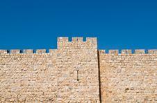 Free Jerusalem Wall Stock Photo - 14133130