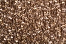Free Knitted Pattern Royalty Free Stock Photos - 14133588