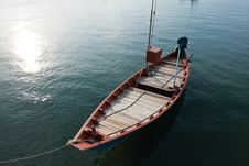 Free Boat Of Fisherman Stock Images - 14133604