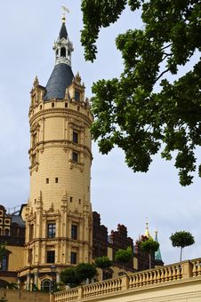 Free Schwerin Castle Stock Photography - 14133742