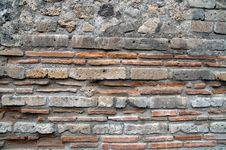 Free Brick And Stone Wall Royalty Free Stock Photo - 14133755