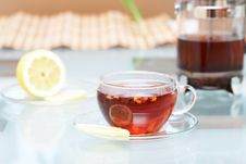 Free Hot Tea Royalty Free Stock Photography - 14134737