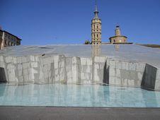 Zaragoza - Spain Royalty Free Stock Photos