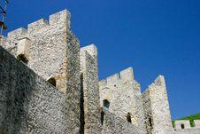 Manasija Castle Stock Photos