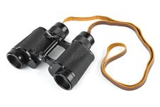 Free Binoculars Stock Photography - 14136202