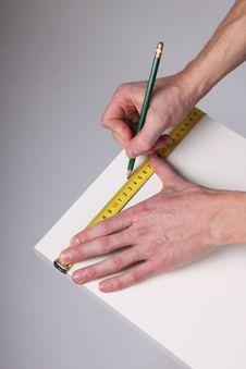 Free Measurement Tool Stock Photo - 14136320