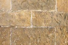 Old Brickwork Royalty Free Stock Photo