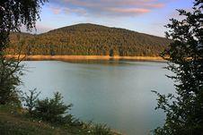 Free Mountain Lake (Bicaz - Romania) Stock Photography - 14136752