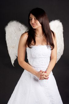 Free Angel Stock Photos - 14137613