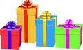 Free Gift Box Set Stock Images - 14148694