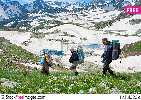 Free Hiker Stock Images - 14140204