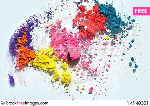 Free Glaring Pastel Stock Image - 14140301