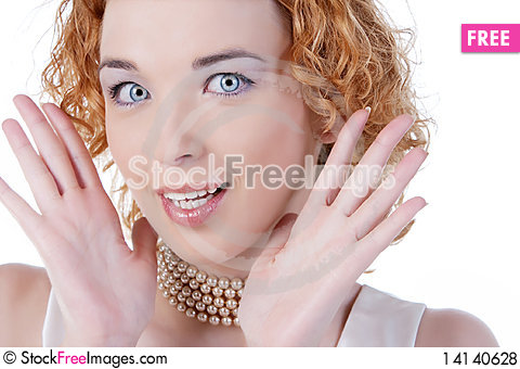 Free Woman Royalty Free Stock Photos - 14140628