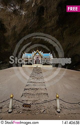 Free Secret Temple. Royalty Free Stock Photos - 14140658