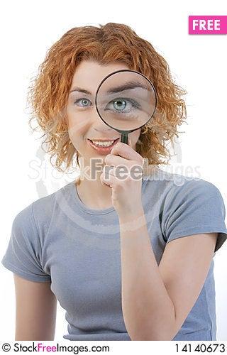 Free Woman Stock Photos - 14140673