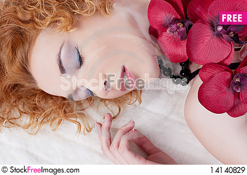 Free Woman Royalty Free Stock Images - 14140829