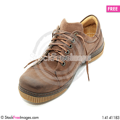 Free Classical Shoe Stock Photos - 14141183