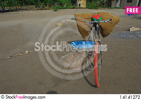 Free Bicycle Stock Photography - 14141272