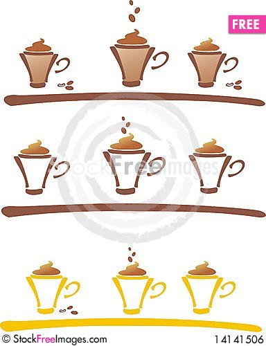 Free A Cup Of Coffee Royalty Free Stock Image - 14141506
