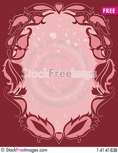 Free Grunge Background Royalty Free Stock Photos - 14141838