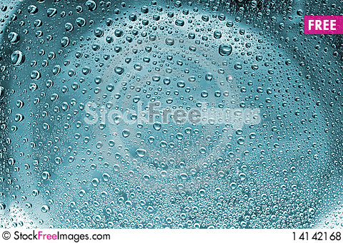 Free Water Bubbles. Abstract Background Royalty Free Stock Photos - 14142168