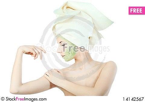 Free Beauty Mask Royalty Free Stock Photography - 14142567
