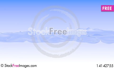 Free Water Wave Royalty Free Stock Photo - 14142755
