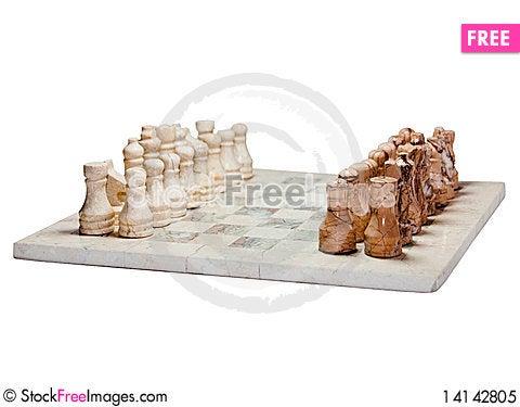 Free Chess Royalty Free Stock Photo - 14142805