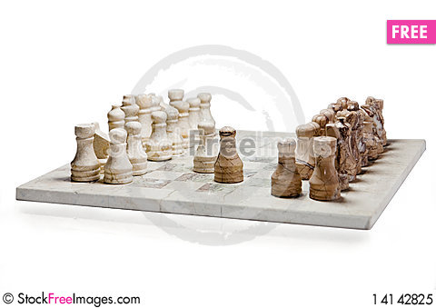 Free Chess Royalty Free Stock Photo - 14142825