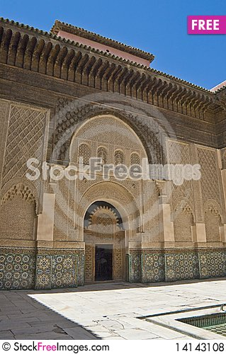 Free Marrakesh, Morocco Royalty Free Stock Photos - 14143108