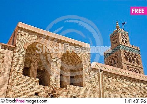 Free Marrakesh, Morocco Royalty Free Stock Image - 14143196