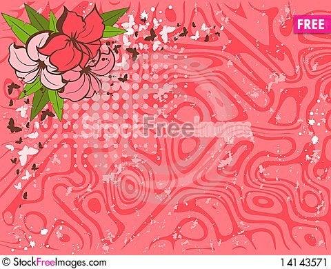 Free Grunge Background Stock Image - 14143571