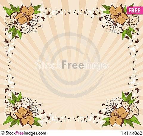 Free Grunge Background Stock Photography - 14144062