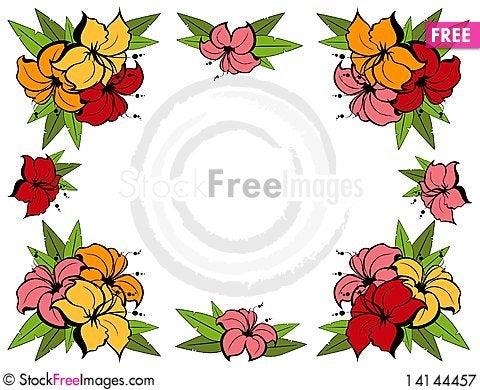 Free Grunge Background Royalty Free Stock Photography - 14144457