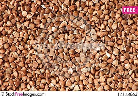 Free Background Of Buckwheat Stock Photos - 14144863