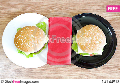Free Fast Food Royalty Free Stock Photos - 14144918