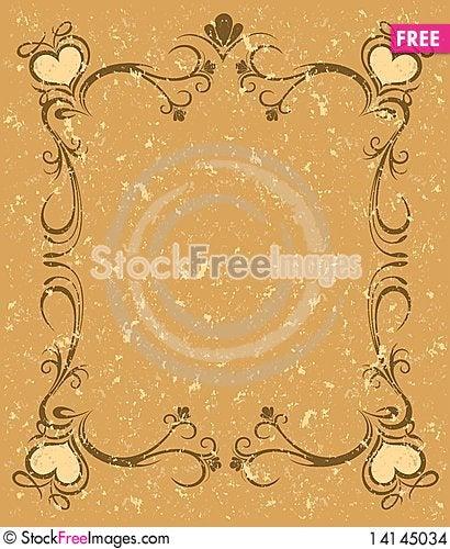 Free Grunge Background Stock Images - 14145034