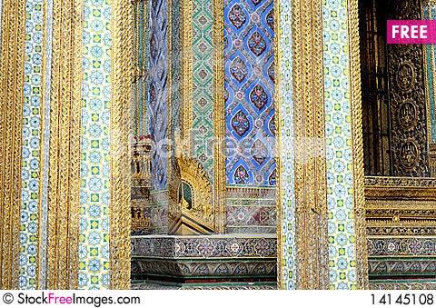 Free Fragment Of Mosaic Royalty Free Stock Photos - 14145108