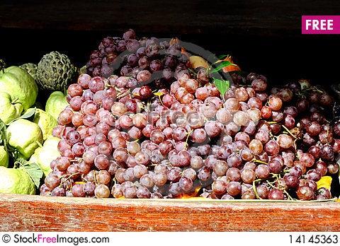 Free Exotic Fruits Stock Photos - 14145363