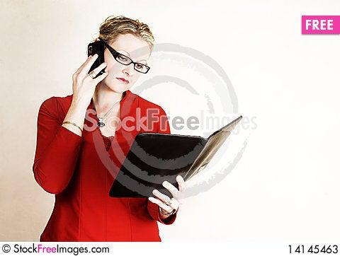 Free Business Woman Stock Photos - 14145463