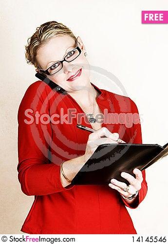 Free Multi Tasking Royalty Free Stock Image - 14145546